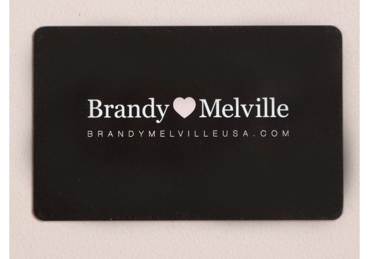 Brandy melville gift card gift card brandy melville gifts