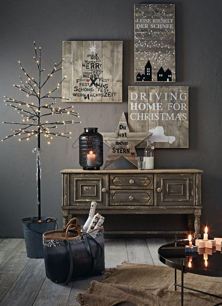 """Verschenkt zu Weihnachten doch einfach mal Ihr Herz - der romantische Statement Print """"Du bist mein Stern"""" lässt keine Fragen offen! #Weihnachten #Stern #Romantisch #Deko #Weihnachtsgeschenk #Impressionenversand"""