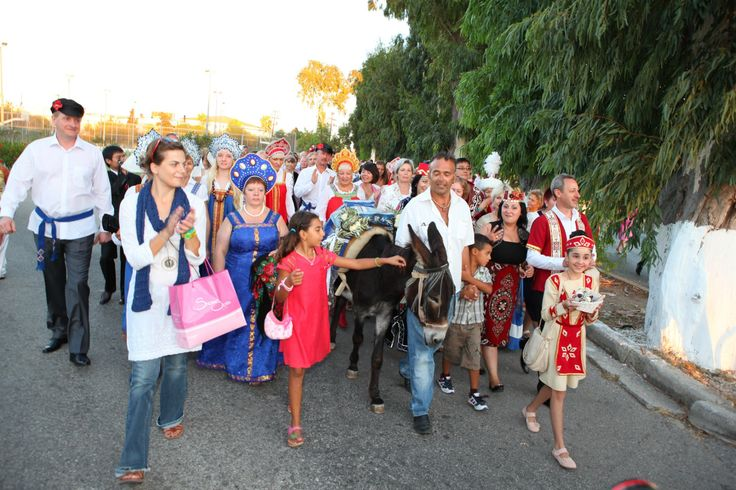 VISION VOYAGE Οn the way to the wedding reception