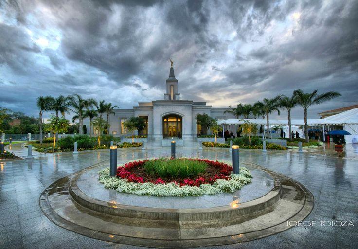 Fotos inéditas del Templo de Córdoba, Argentina