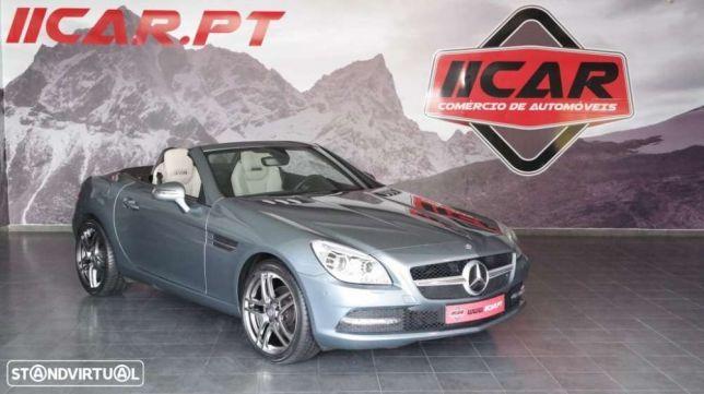 Mercedes-Benz SLK 200 BE Aut. (183cv) (2p) preços usados