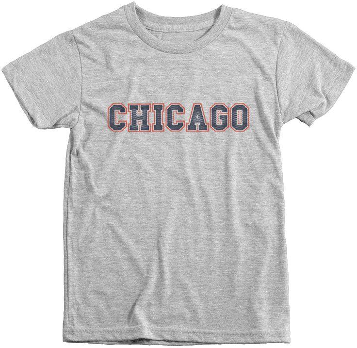 Chicago Football Club Boys Tri-Blend T-Shirt