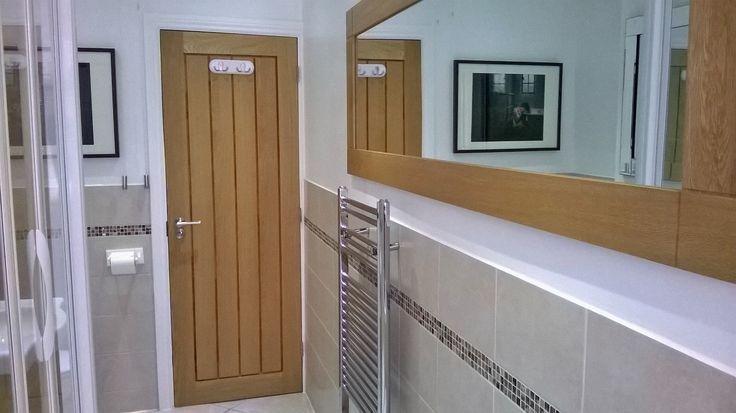 Mexicano Oak Door. Internal modern oak doors. Interior contemporary panel doors. http://www.internaldoors.co.uk/mexicano-modern-oak-door_p23342020.htm