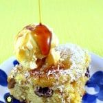 Coconut, Pineapple and Pecan Upside Down Cake