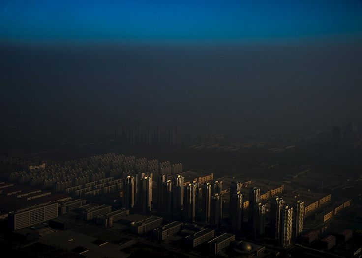 Las mejores imágenes del World Press Photo 2016: 'Haze in China' de Zhang Lei (China)