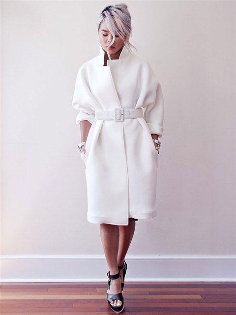 Модные женские пальто из неопрена | Леди | Караван