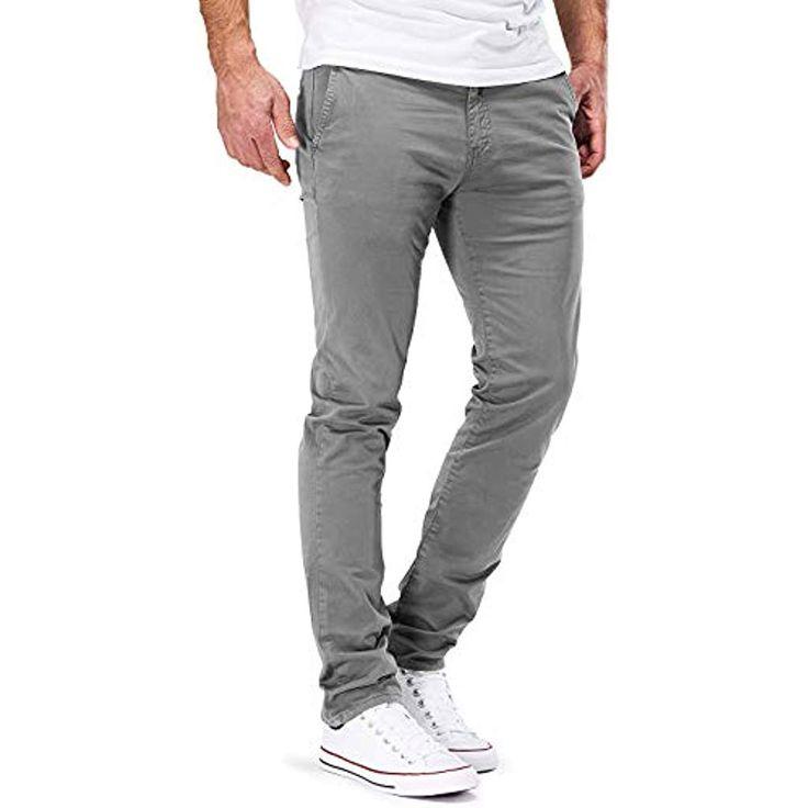 DSTROYED  Chino Herren Slim fit Chinohose Stretch Designer Hose Neu 505 #Bekleid…