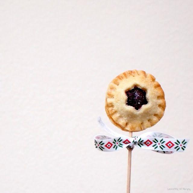 Laskominy od Maryny: Pie pops čili koláček na špejli