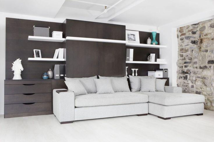 Шкаф кровать, особенность этого вида мебели, правила подбора