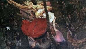 Image result for old folklore witches