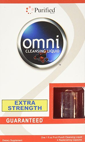 Heaven Sent Omni Cleansing Liquid Fruit Punch 1oz  4 cap -- You can get additional details at the image link.Note:It is affiliate link to Amazon.