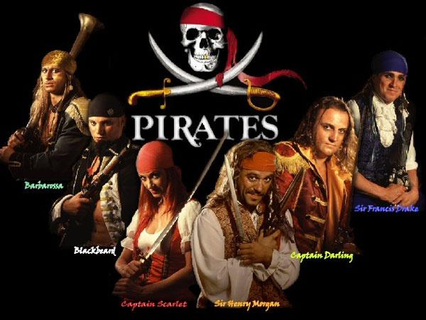Pirates, Magaluf
