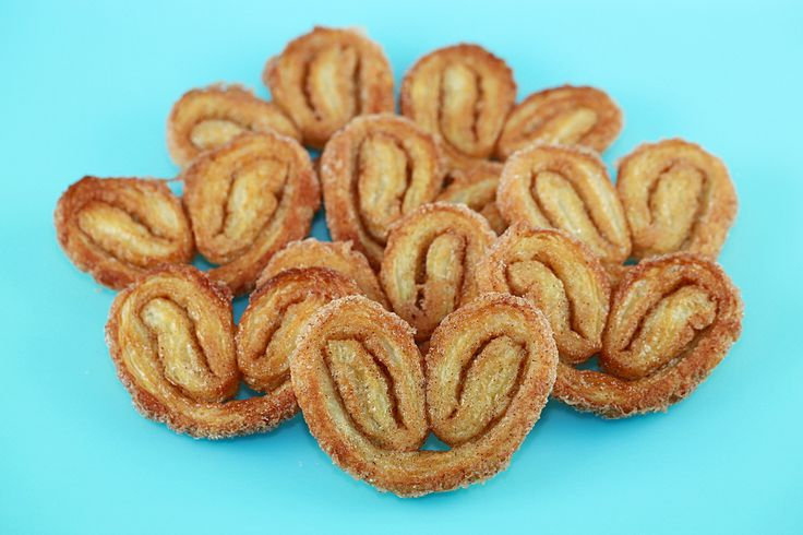 French Palmier Cookie Recipe - Visit WebtalkMedia.com for info on blogging!