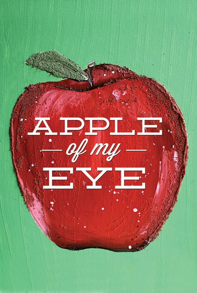 Apple of My Eye | Thumbelina