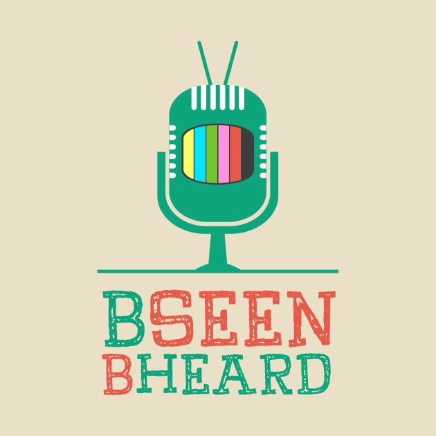 Check out this awesome 'Be+Seen+And+Be+Heard+Logo' design on @TeePublic!