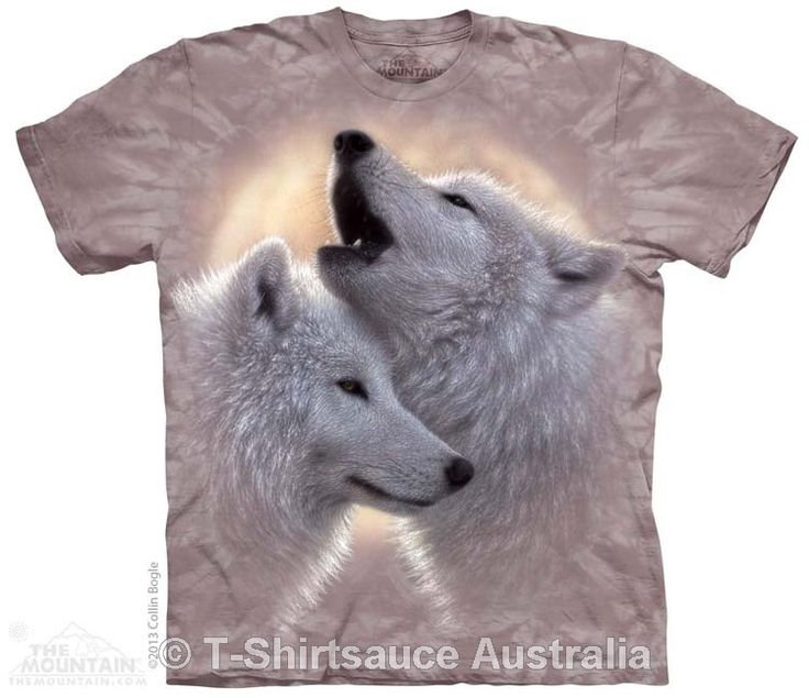 Love Song Adults Wolf T-Shirt
