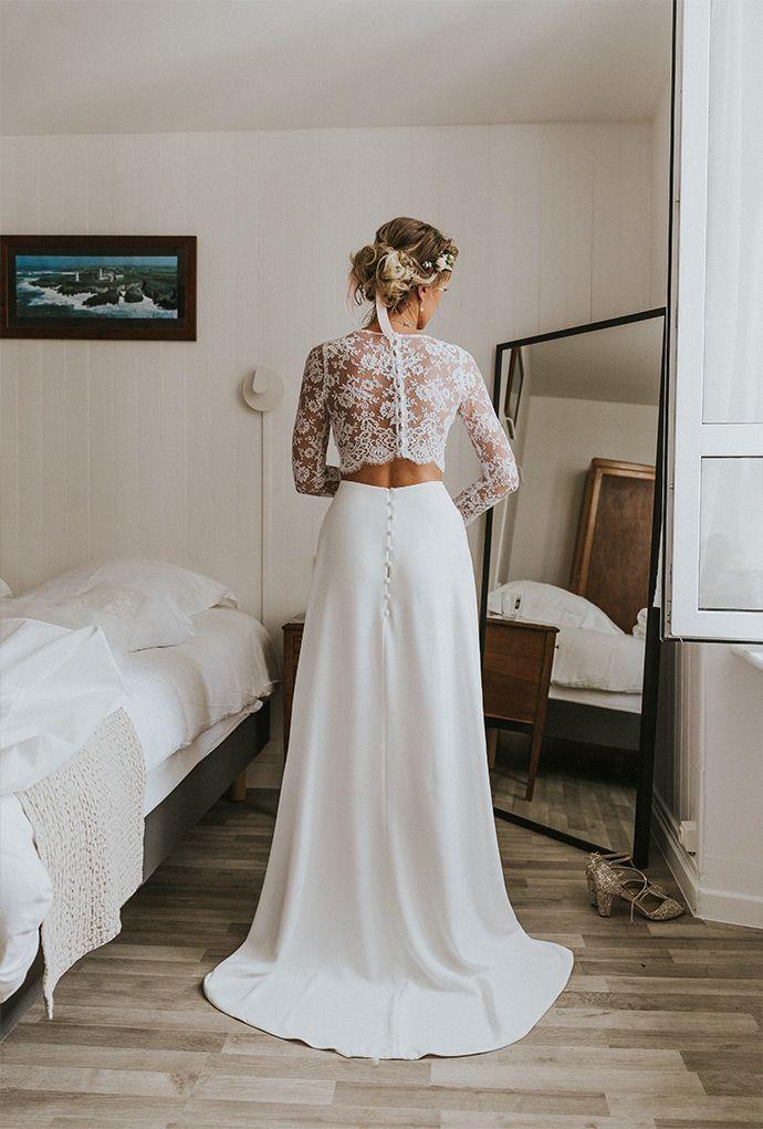 robe de mariée finistere