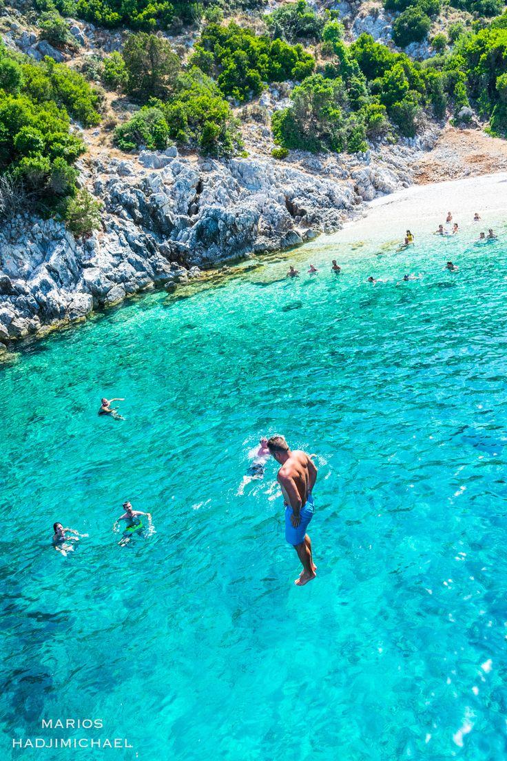 Summer in Parga, Greece