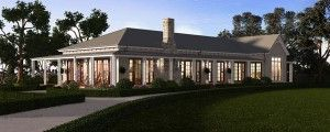 Our range of Signature country homes - Hensley Park Homes