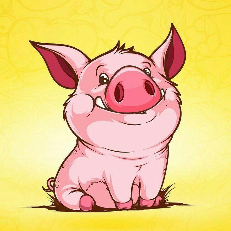 Картинки приколы год свиньи