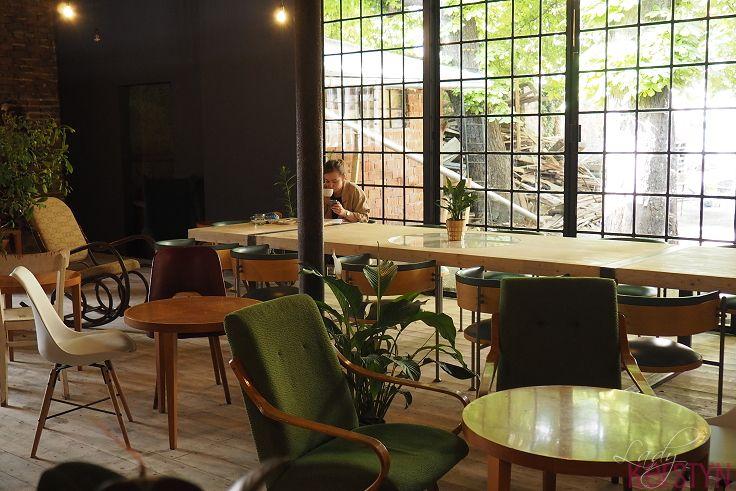 Kavárna co hledá jméno Anděl