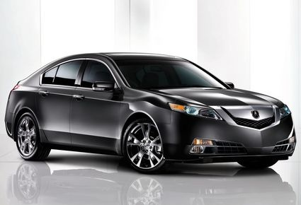 I love this Acura TL but I'm too cheap to own one.  I like it in black or white.