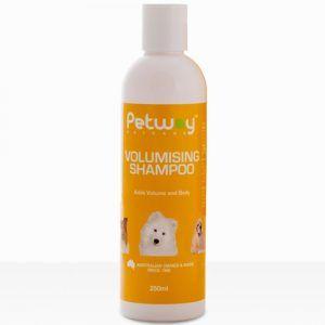 Volumising Natural Dog Shampoo Concentrate