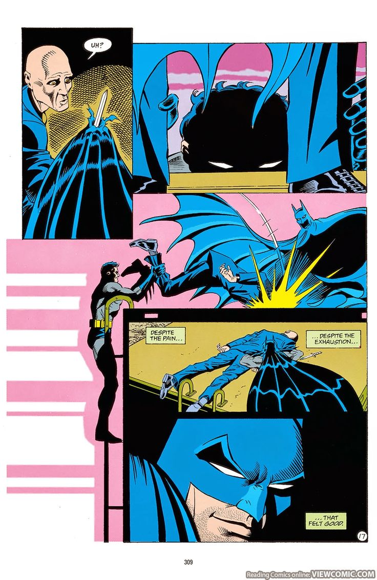 Batman: Knightfall | Project Gutenberg Self-Publishing ...