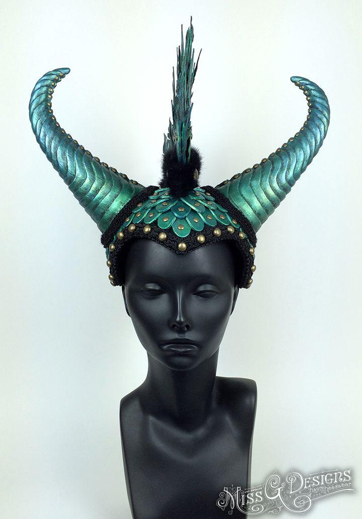 Awaken your inner Goddess with Miss G Design's handmade headdress collection.