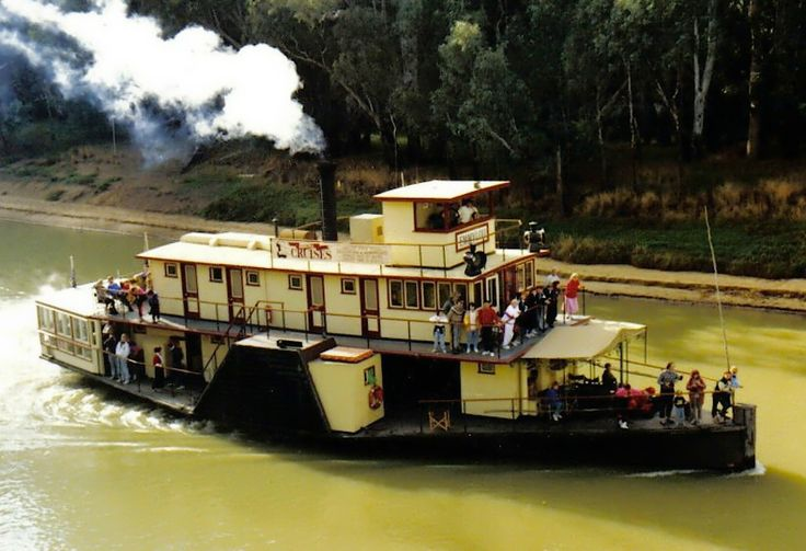 Day trip - Echuca paddle-steamers (rps)
