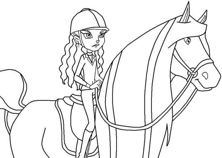 Imgs for horseland sunburst drawing pinterest for Coloring pages horseland