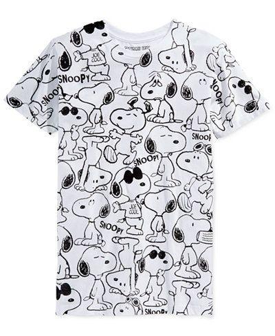 Jem Peanuts Snoopy T-Shirt