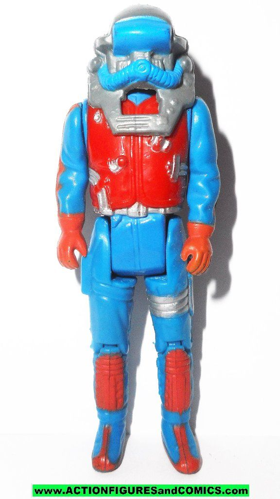 "Mask Vintage 1985 Gator Dusty Hayes 3/"" Kenner Action Figure M.A.S.K"