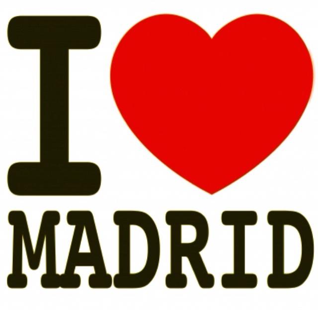 #Madrid