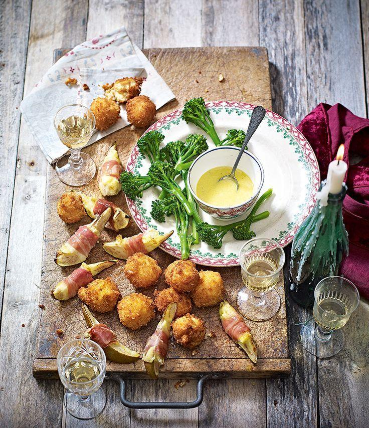 Serve these vegetarian croquetas as part of a Spanish tapas menu or sharing platter.