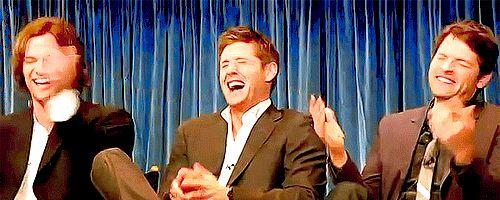 Jensen Ackles and Jared Padalecki GIFs | POPSUGAR Celebrity