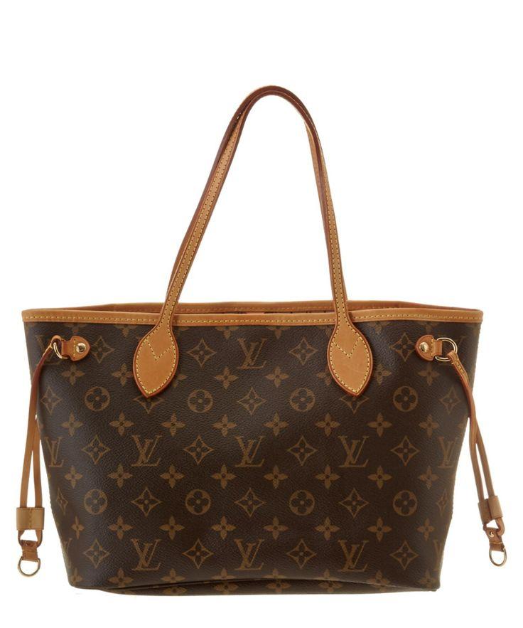 LOUIS VUITTON Louis Vuitton Monogram Canvas Neverfull Pm'. #louisvuitton #bags #shoulder bags #lining #canvas #