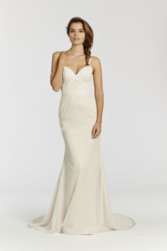Alvina Valenta Wedding Dresses - Ti Adora Spring 2015 Bridal Collection | Junebug Weddings