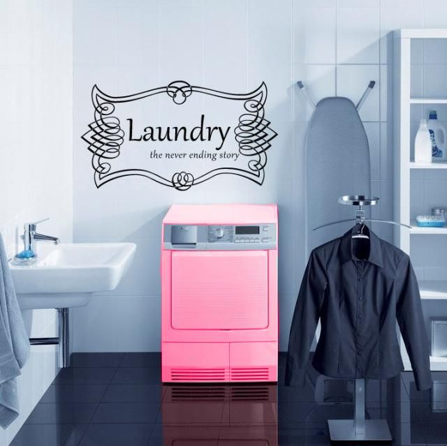Learn how to paint a washer or dryer for a custom look in your laundry room.