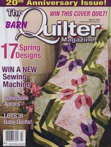 The Quilter Magazine - março 2009 - compartilha tudo - Picasa Webalbums