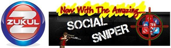 zukul social sniper