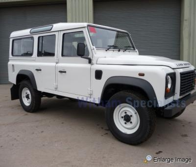 MOD Sales - ex military vehicles for sale