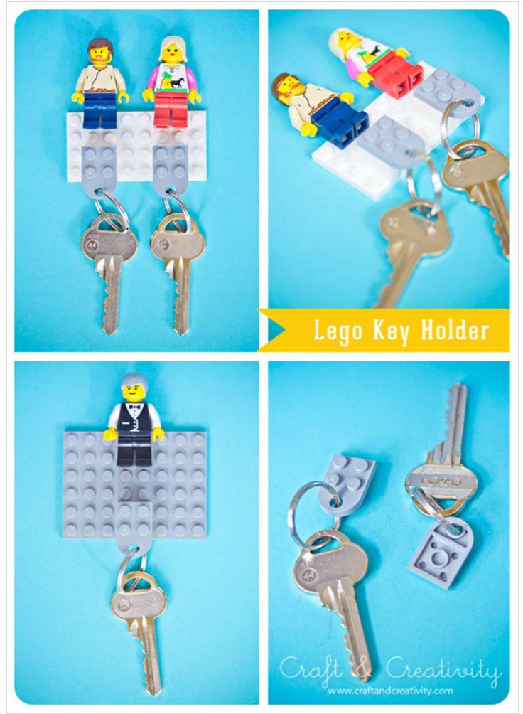 Leg key ring/holders
