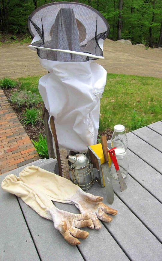 Beekeeping Gear.
