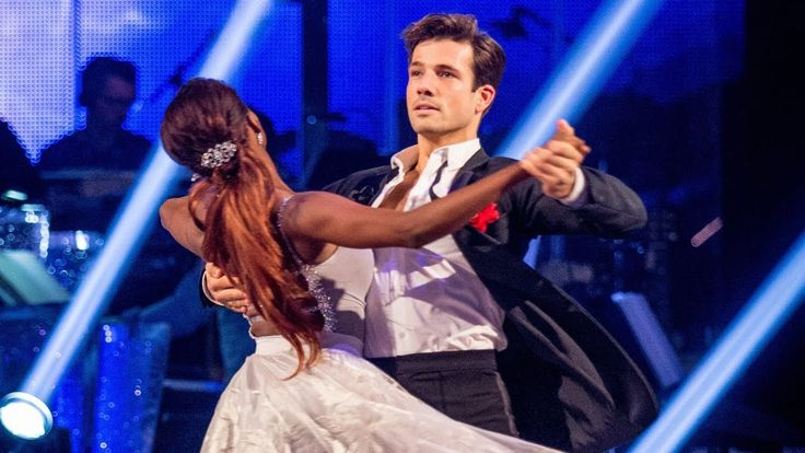 Danny Mac & Oti Mabuse Viennese Waltz to 'Never Tear Us Apart' - Strictl...