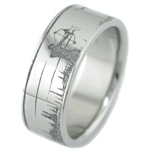 Bowfishing Ring...if only it wasn't compound...