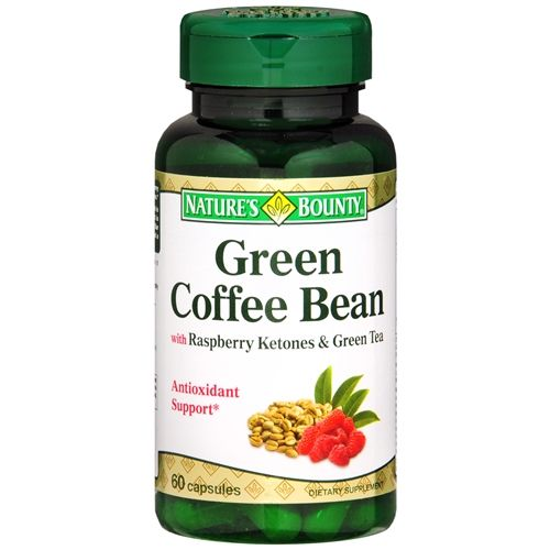 side effects of green coffee extract with raspberry ketones