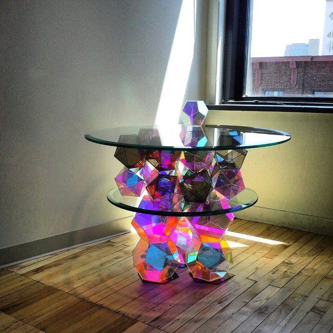 라이프 스타일을 디자인하다 :: EUNYU :: 반짝반짝 영롱한 빛을 내는 테이블 디자인