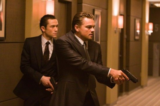 Inception - Internet Movie Firearms Database - Guns in Movies, TV and Video Games