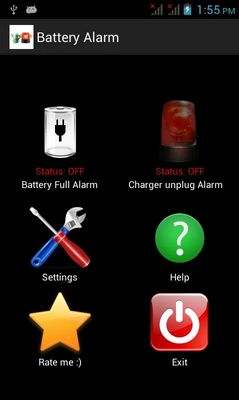 How To Get An Alarm when The Battery Of Your Android Phone is Full